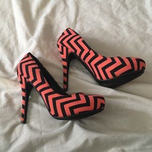 Michael Antonio shoes